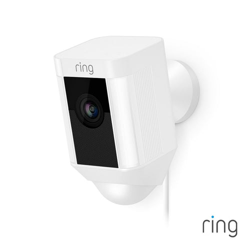 Ring Hardwired Spotlight Cam