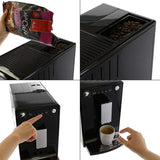 Best Pure Black Bean Coffee Machine in Black