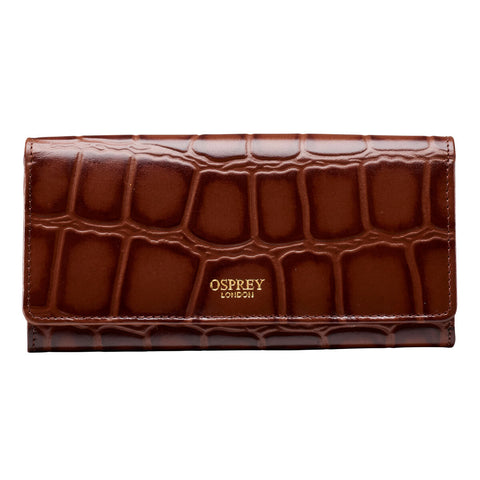 Osprey London Julia Croc Leather with Gift Box