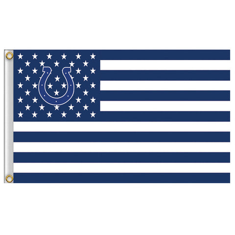 INDIANAPOLIS COLTS FLAG 3×5 FT