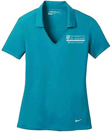 USAHS / 40 Years of Excellence  - Ladies Polo Shirt