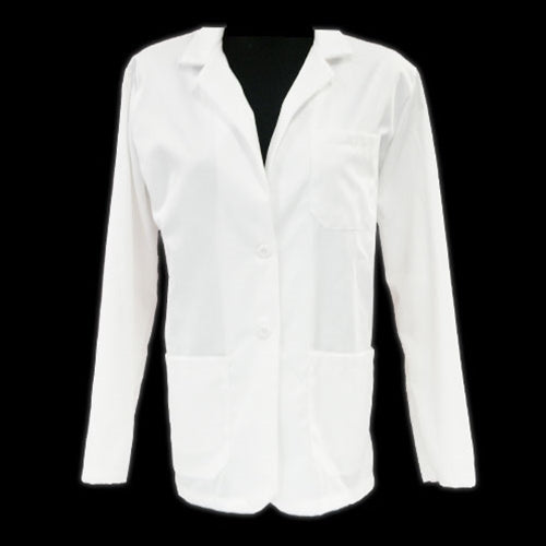 White Lab Jacket - Ladies