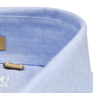LAZAROU DRESS SHIRT 244 BLU 4/5 18