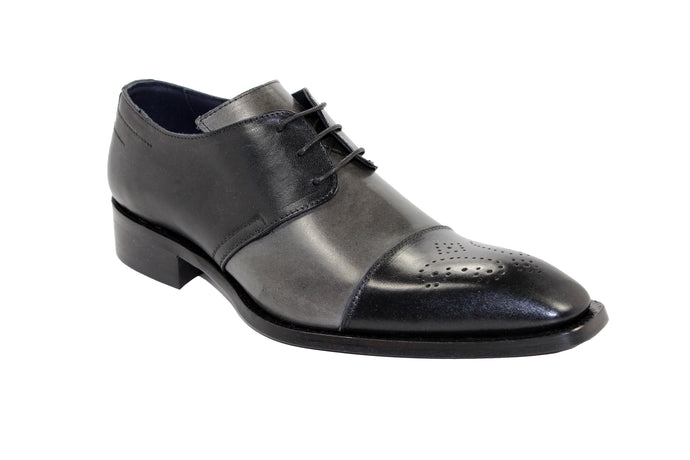 Duca Italia Black & Grey