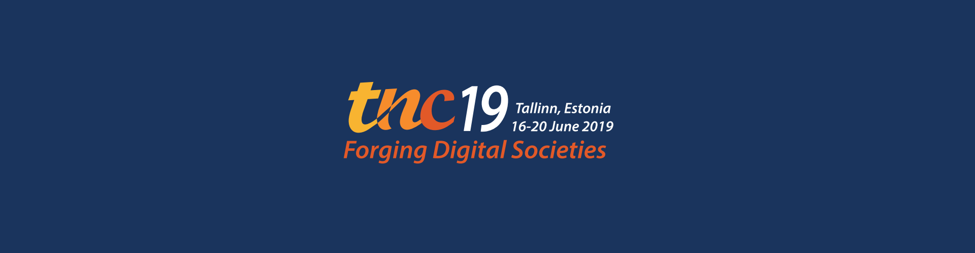 Meet Us - TNC19 Tallinn, Estonia
