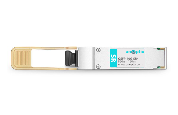 Alcatel-Lucent_QSFP-4X10G-SR Compatible Transceiver