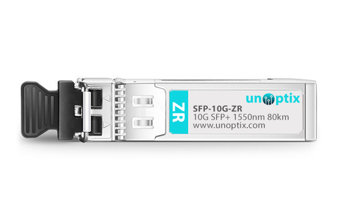 Alcatel-Lucent_SFP-10G-ZR Compatible Transceiver