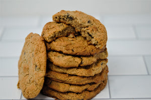 New and Improved Chocolate Chip Cookie Mix: Sweetened With Allulose, Packed With MCT and Collagen