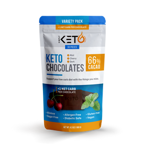 Keto Chocolates - Variety Pack