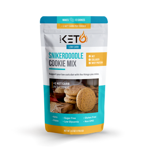 Cookie Mix Bundle: Low Carb & Keto Friendly