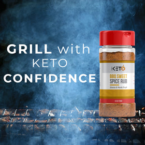 BBQ Sweet Spice Rub: Low Carb & Keto Friendly