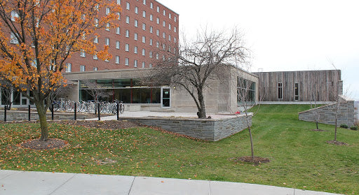 Sadler Hall at Syracuse University