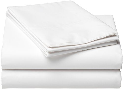 Plushy Comfort 600 Thread Count Twin Extra Long, Sheet Set, White