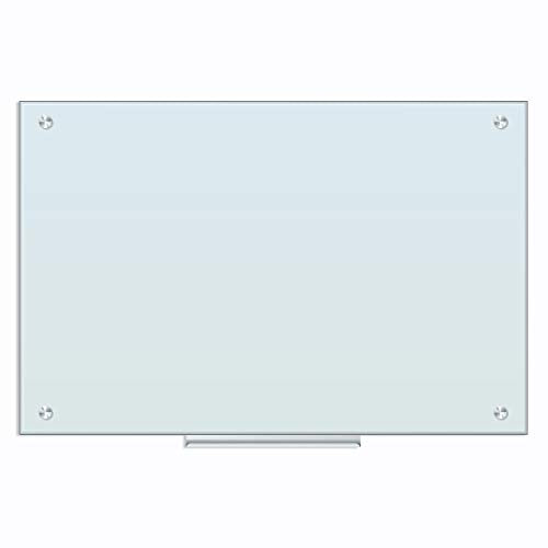 Glass Frameless Dry Erase Board