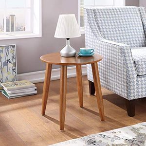 Boraam Varberg Side Table - Honey Oak