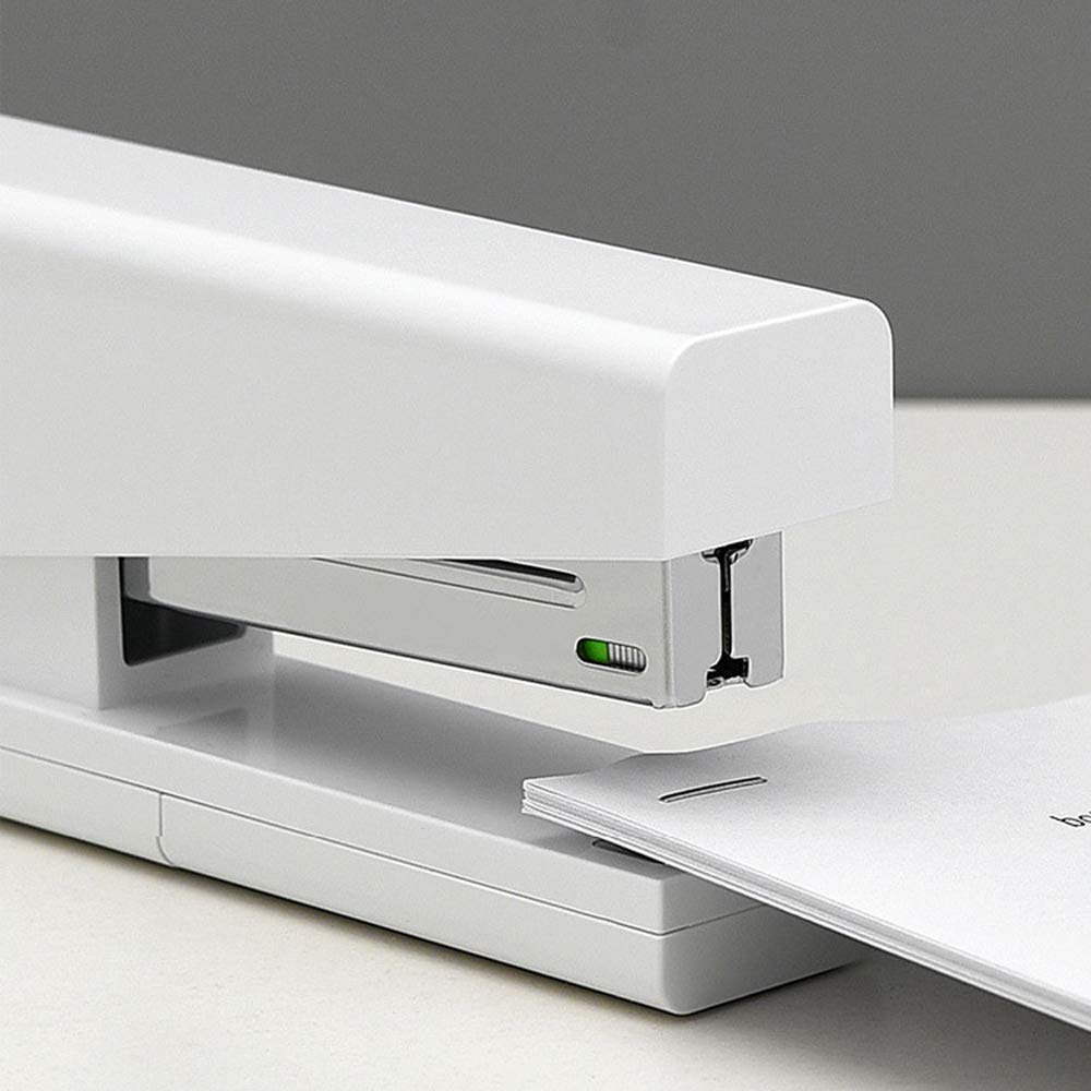 Simple White Stapler