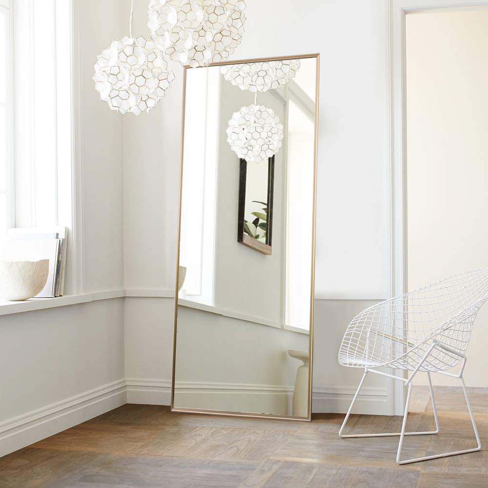 Full Length Standing Floor Mirror