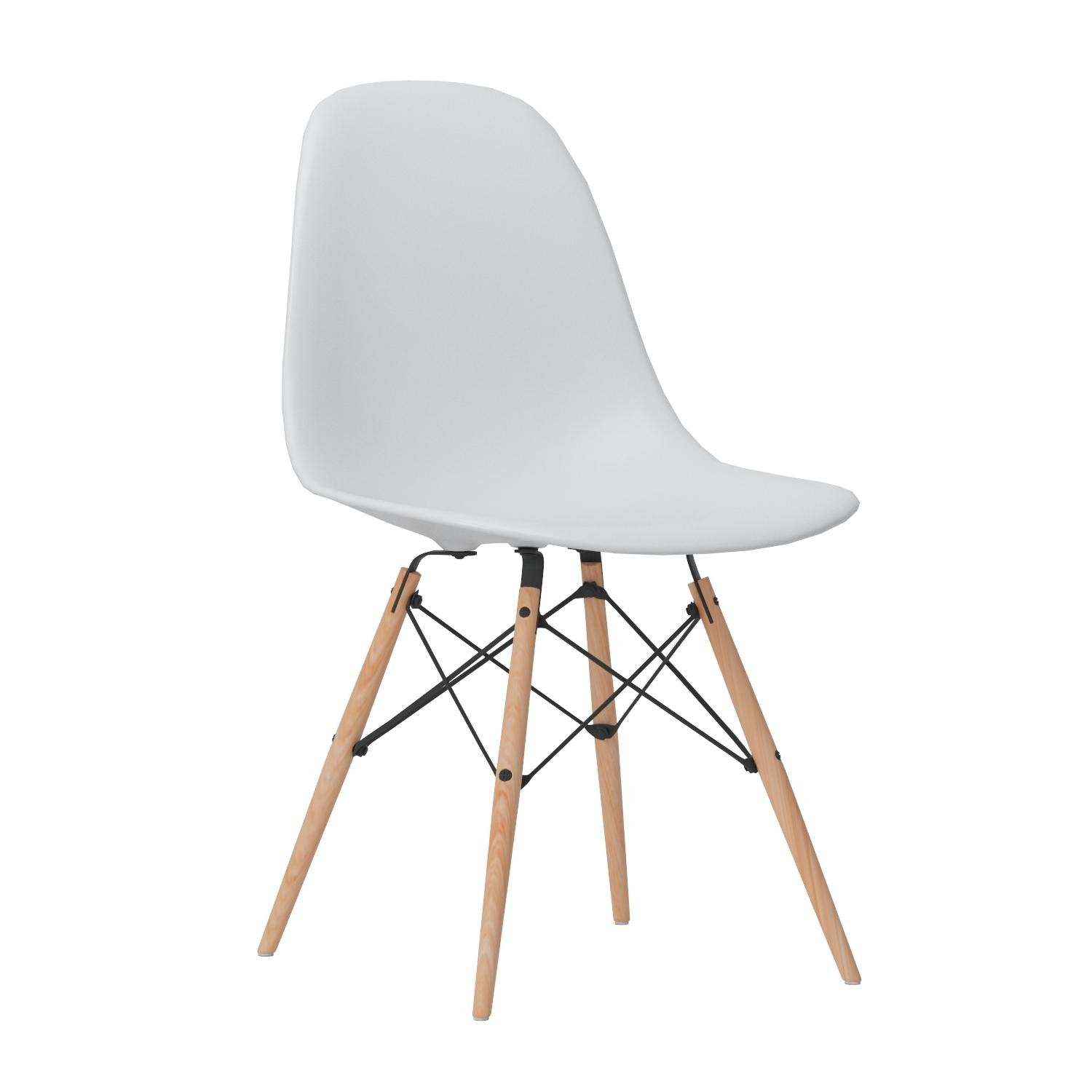 Vortex Side Chair White