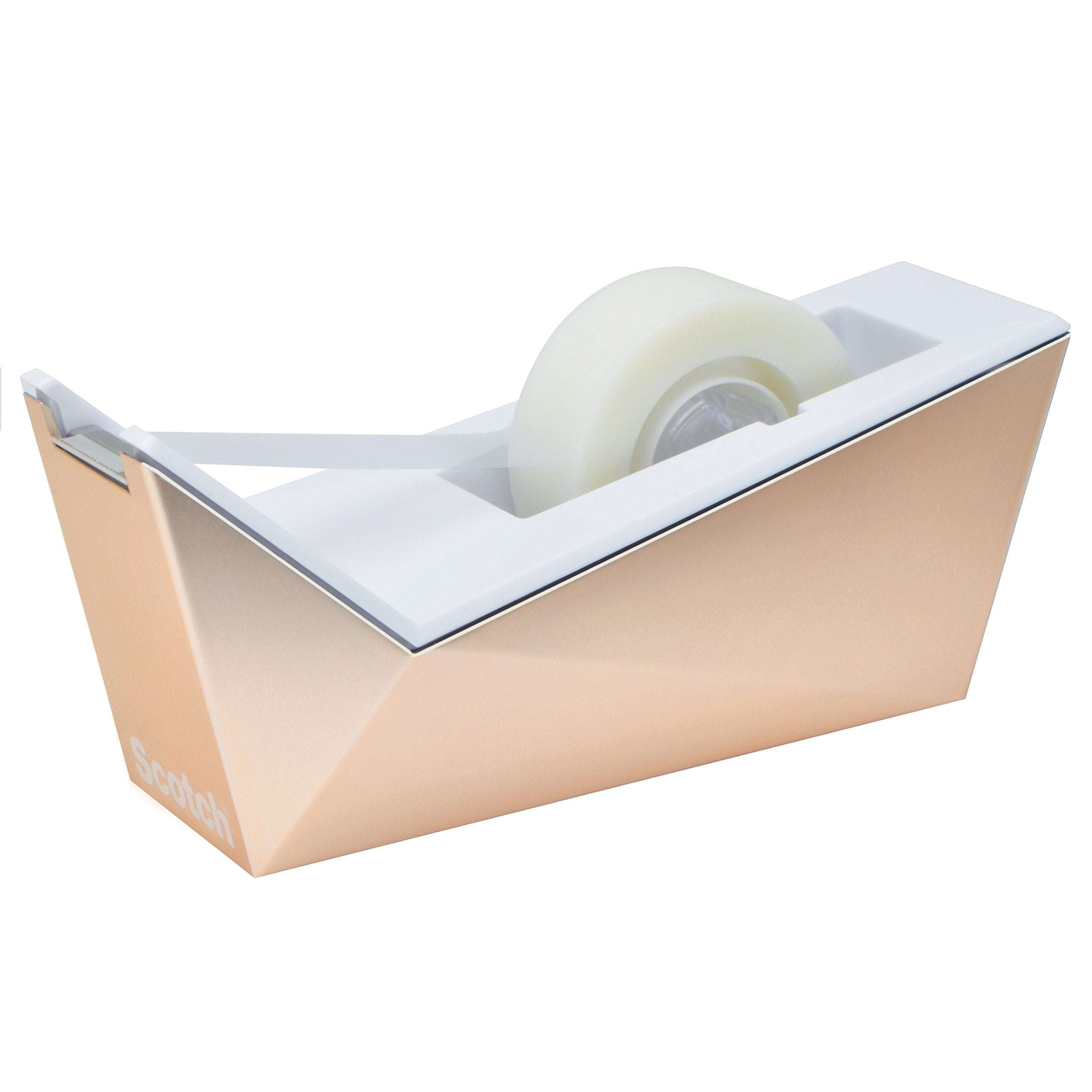Facet Design Copper Tape Dispenser