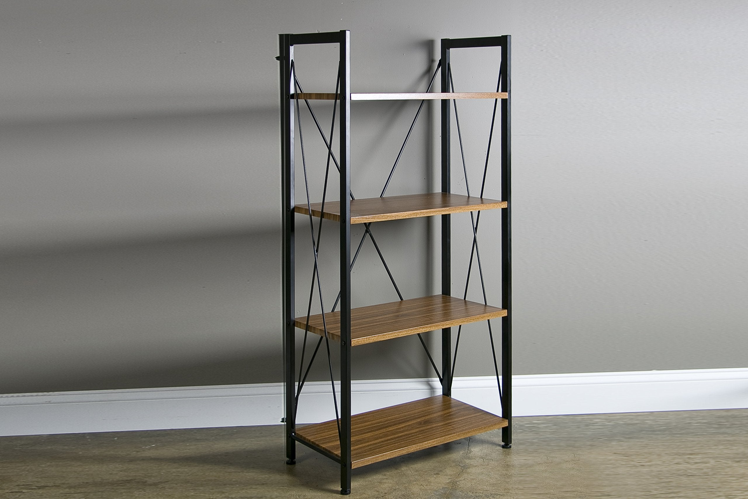Baxton Studio New Semester Bookshelf
