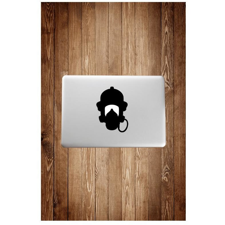 MACBOOK FIREFIGHTER STICKER