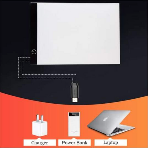Image of Craft-lit Ultra Thin LED Light Box (Dimmable)