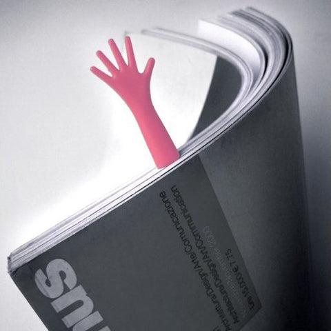 Image of Helping Hand Bookmark (4 pack)