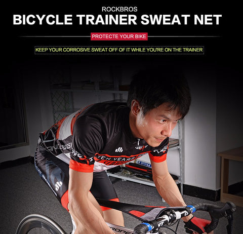 ROCKBROS Bike Sweat Guard Trainer