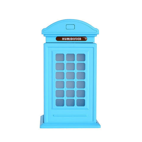 London Phone Booth Air Humidifier