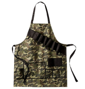 Tactical Camouflage Apron