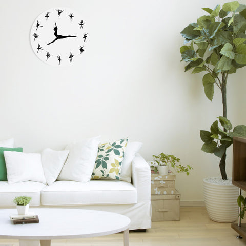 Image of Ballerina Clock