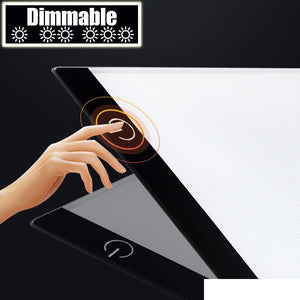 Craft-lit Ultra Thin LED Light Box (Dimmable)