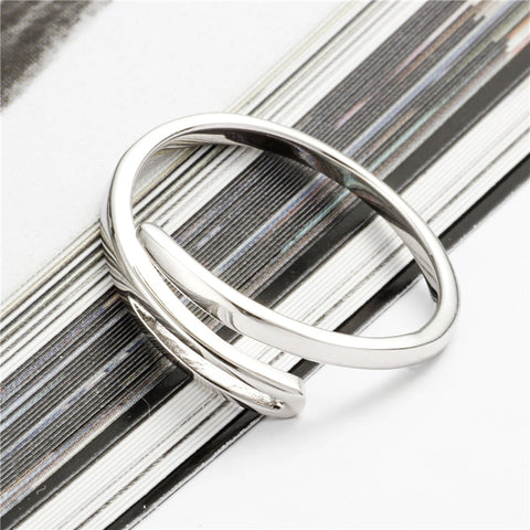 Image of Silver Needle Ring