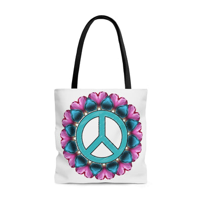 AOP Tote Bag - Open Your heart boutique
