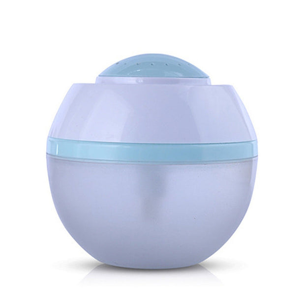 500ML Mini LED Air Aroma Humidifier Ultrasonic Changing Essential Oil Diffuser - Open Your heart boutique