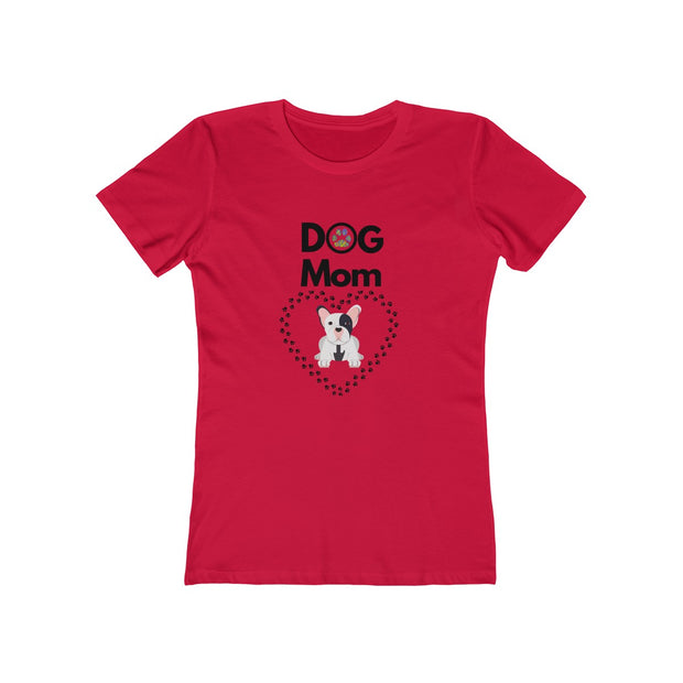 French Bulldog Mom Dog Tee - Open Your heart boutique