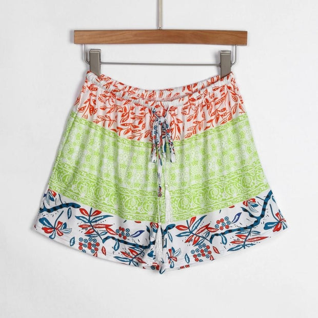 Missy Boho Stylish Short Shorts - Open Your heart boutique
