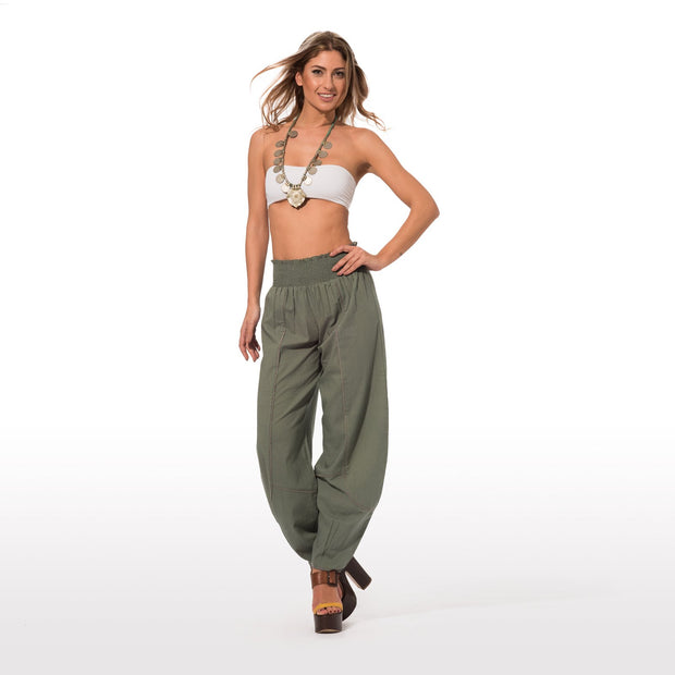 Sedona Sage Harem Boho pant - Open Your heart boutique