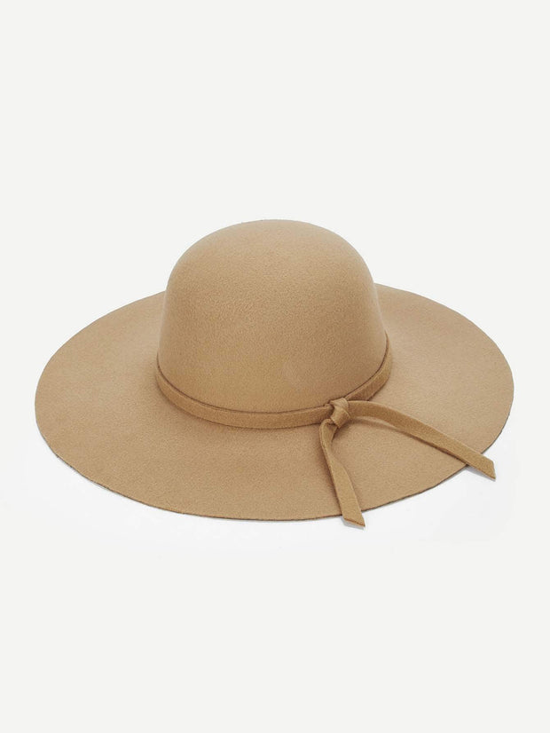 Genevieve Floppy Hat - Open Your heart boutique