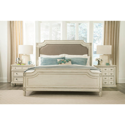 Huntleigh 4/6-5/0 Carved Upholstered Headboard