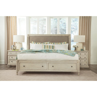 Huntleigh 4/6-5/0 Sleigh Upholstered Headboard