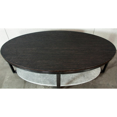 Jude Oval Cocktail Table