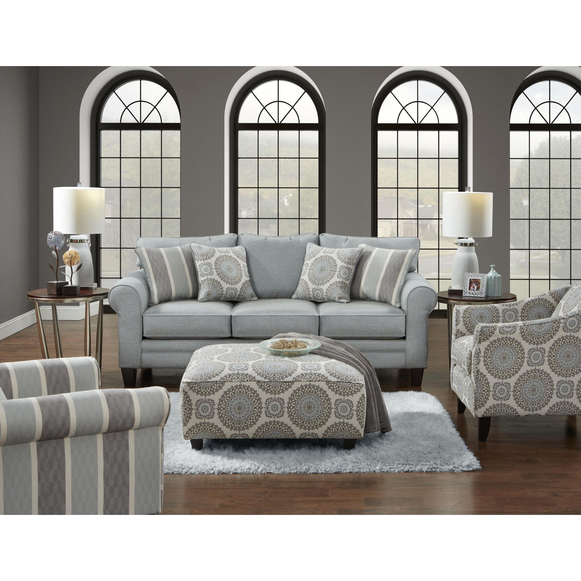 Locust Valley Sofa Loveseat Set