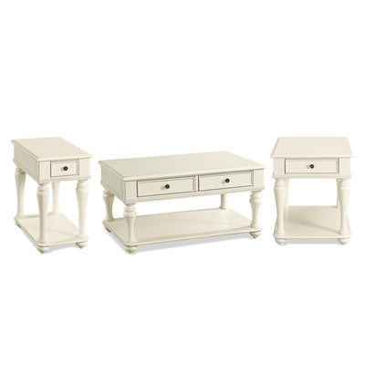 Annalise Chairside Table