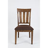 Cannon Valley Dining Chair with Upholstered Seat (Set of 2)