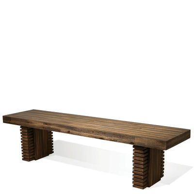 Modern Gatherings Dining Bench-Base