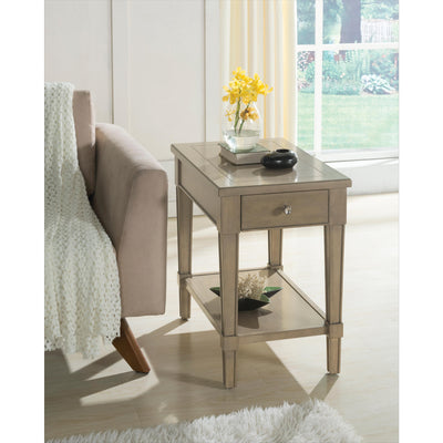 Parkdale Rectangle Chairside Table
