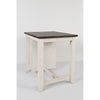 Urban Loft 3pc Mini Kitchen Island Dining Set