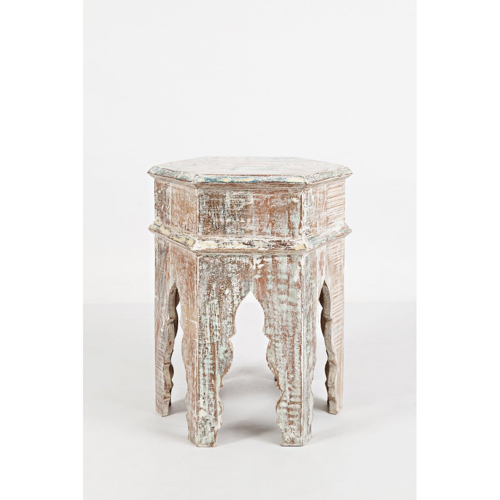 Global Archive Arabesque Accent Table