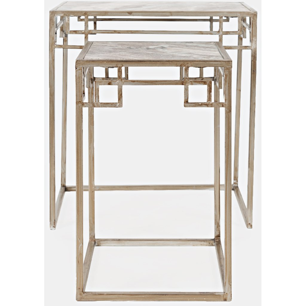 Global Archive Novak Nesting Table (Set of 2)